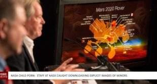 NASA Child Porn