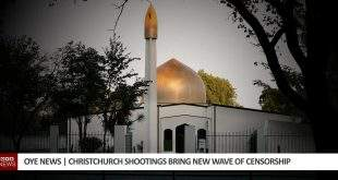 Christchurch Shootings Bring New Wave of Censorship