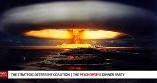 The Strategic Deterrent Coalition | The Psychopaths dinner Party
