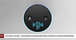 Thousands of Amazon employees listening to Alexa conversations