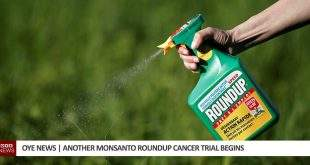 Another Monsanto Cancer Trial Begins