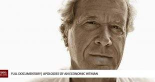 Apologies of an Economic Hitman