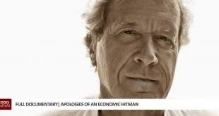 Apologies of an Economic Hitman