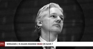 Wikileaks | Is Julian Assange Dead Or Alive ?