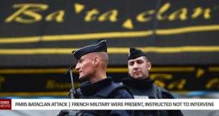 Paris Bataclan Attack | French Military Were Present, Instructed Not to Intervene