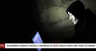 Bilderberg Website Hacked | Bilderbergers Given One Year To Comply