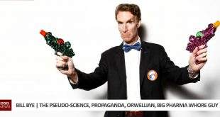 Bill Nye pseduo science guy
