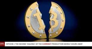 Bitcoin | The second 'halving' of the currency production merely hours away