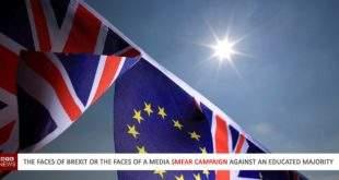 Brexit Smear Campaign