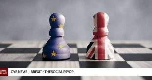 Brexit - The Social Psyop