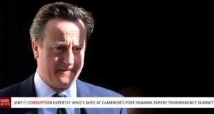 (Anti-) Corruption experts? Who's who at Cameron's post-Panama Papers transparency summit
