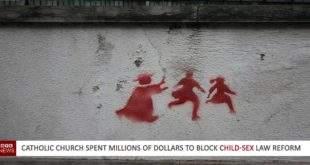 Catholic Church spent millions of dollars on major N.Y. lobbying firms to block child-sex law reform