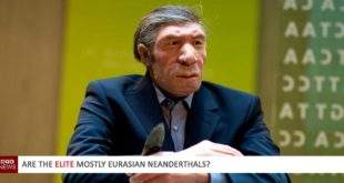 Are the 1% Mostly Eurasian Neanderthals?