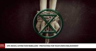 Extinction Rebellion - Protesting for your own Enslavement