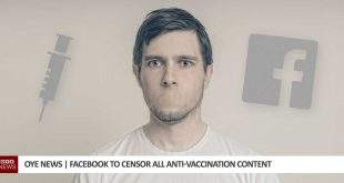 Facebook to censor all anti-vaccination content