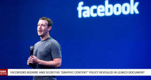 Facebooks bizarre content policy leaked