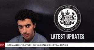 Fake Manchester Attack Salman Abedi