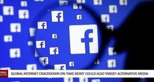 Global Internet Crackdown On 'Fake News' Could Also Target Alternative Media