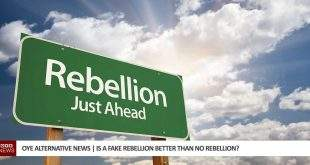 Is a Fake Rebellion Better Than No Rebellion?