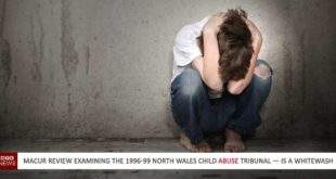 an examination of the work of the 1996-99 North Wales Child Abuse Tribunal — is a whitewash
