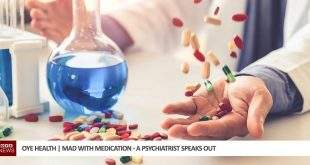 Mad With Medication - A Psychiatrist Speaks Out