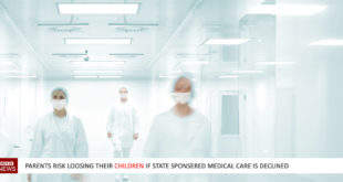 Refuse mainstream medical care and risk loosing your children