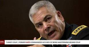 Turkey Coup - NATO Commander accused of being mastermind behind the Coup