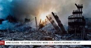 Saudi 911 Hijackers