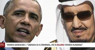 "Yemen Genocide | ""Obama Is A Criminal, He Is Killing Yemen Humans"""