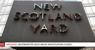Westminster Child Abuse Investigation closed