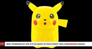 New 'Pokémon Go' App is a CIA agent on your smartphone!