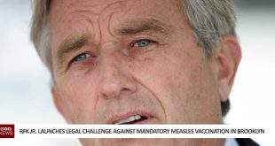 RFK Jr. Challenges Mandatory Vaccinations in Brooklyn