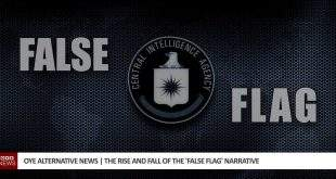 The Rise and Fall of the False Flag narrative