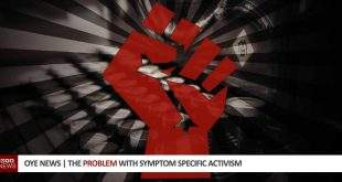 The Problem With Symptom Specific Activism