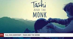 Tashi and the monk