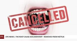 Root Cause documentary removed from Netflix
