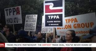 The Trans-Pacific Partnership: The Dirtiest Trade Deal, You've Never Heard Of
