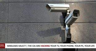 Vault7 CIA Spying