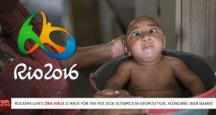 Zika Rio Olympics