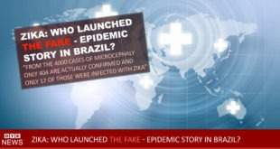 ZIKA: Who launched the fake epidemic in Brazil